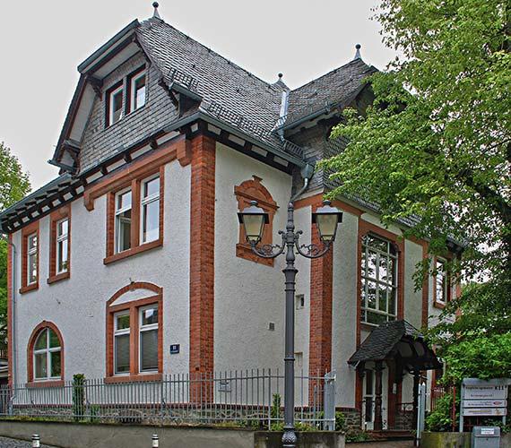 Evangelisches Gemeindeamt ist umgezogen