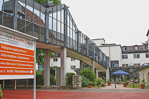 Neurologische Klinik Braunfels