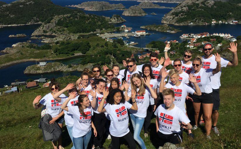 Jugendfreizeit in Norwegen