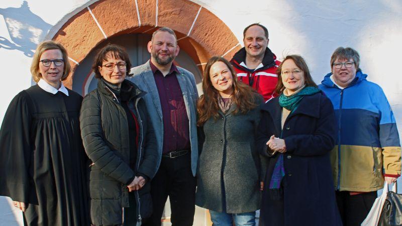 Dirk Thomas mit Gottesdienst  in Nauborn verabschiedet