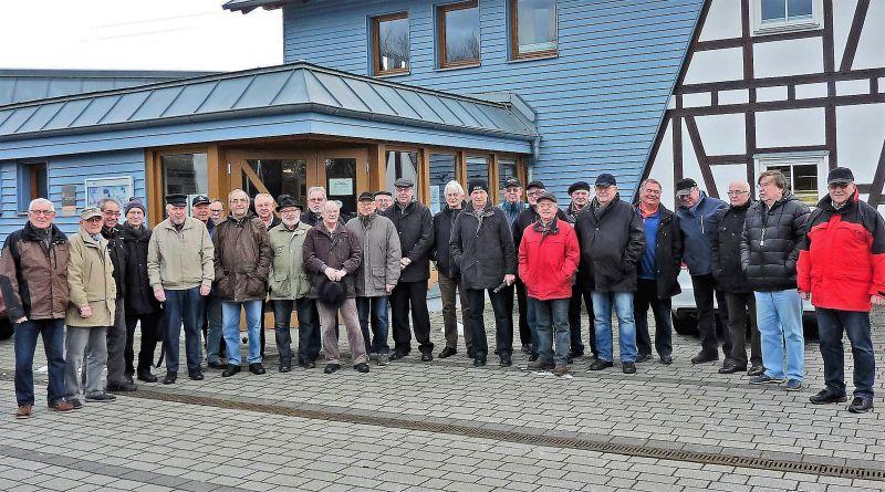 Evangelischer Männerkreis blickt auf Gründung vor 25 Jahren zurück
