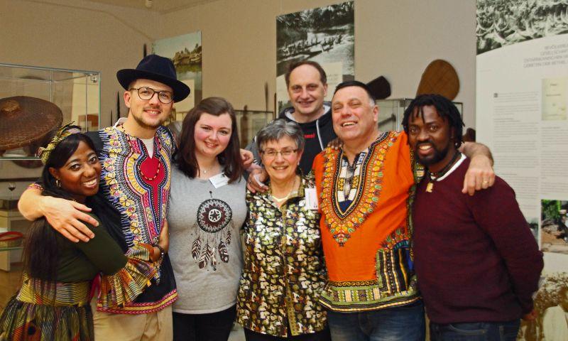 Populärer Musiker aus Namibia begeistert