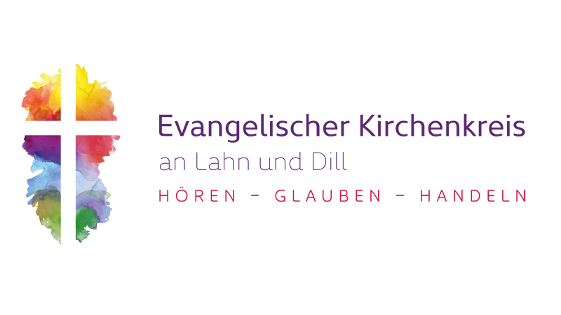 Das Logo des Evangelischen Kirchenkreises an Lahn und Dill